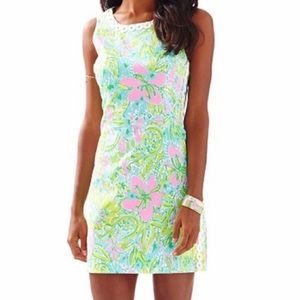 Lilly Pulitzer | Coconut Jungle Tropical Dress 8